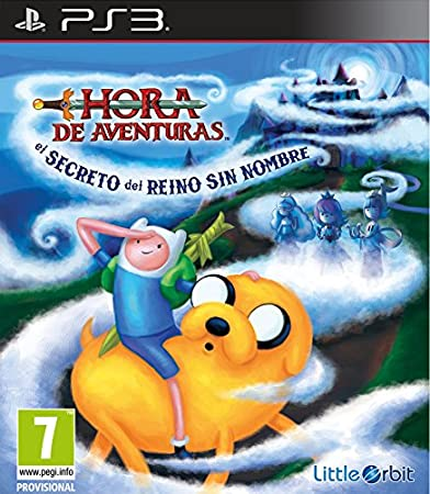 Adventure Time: El Secreto Del Reino Sin Nombre