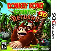 Donkey Kong Country Returns 3D by Nintendo