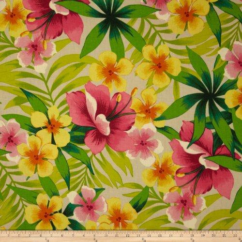 Tommy Bahama Home Sugar Beach Sunsplash Fabric front-890719