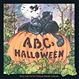 img - for ABCs of Halloween book / textbook / text book