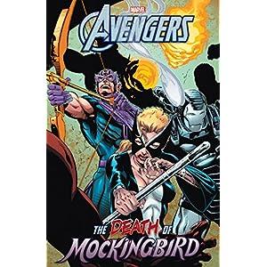 Avengers: The Death of Mockingbird (Avengers West Coast (1985-1994))