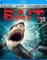 Bait (3D Blu-ray + Blu-ray + DVD) from ANCHOR BAY