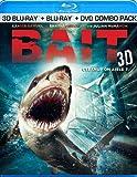 Bait 3D [Blu-ray 3D + Blu-ray + DVD]
