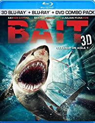 Bait 3D [Two-Disc Combo: Blu-ray 3D/Blu-ray/DVD]