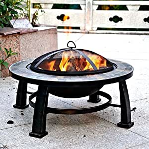 Fire pit sale today this wood burning fire for Amazon prime fire pit