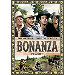 Bonanza: The Official Fourth Season, Vol. 1