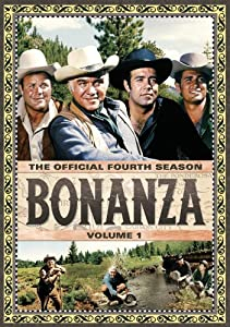 Bonanza: The Official Fourth Season, Vol. 1 by Spelling Entertainme