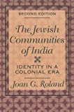 img - for Jewish Communities of India: Identity in a Colonial Era book / textbook / text book