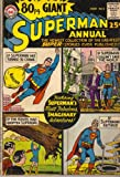 img - for 80 Page Giant No. 1 (Superman Annual) book / textbook / text book