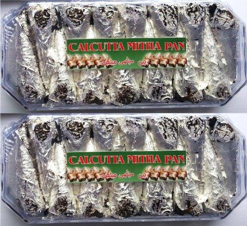 (Qty. 2) Calcutta Mitha Pan (Paan) - 14 Pieces