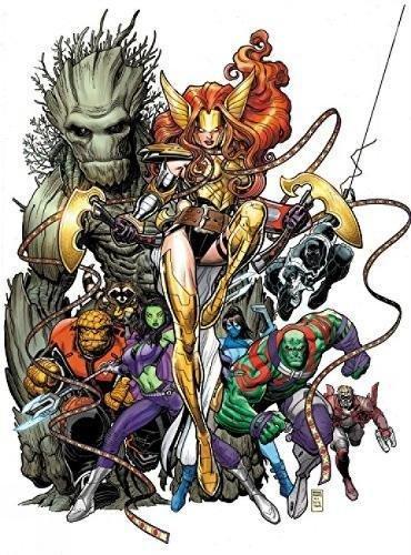 Guardians of the Galaxy: New Guard Vol. 2: Wanted [Bendis, Brian Michael] (Tapa Blanda)