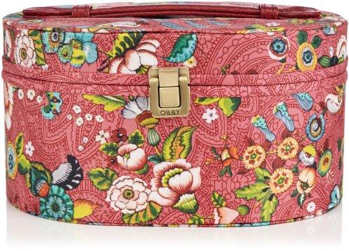 oilily-french-flowers-jewelry-box-pink-ocb3225-402-damen-kosmetiktaschchen-pink-pink-402-20x12x15-cm