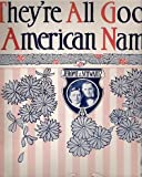 img - for They're All Good American Names book / textbook / text book