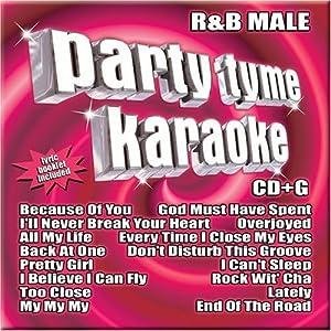 Party Tyme Karaoke: R&B Male