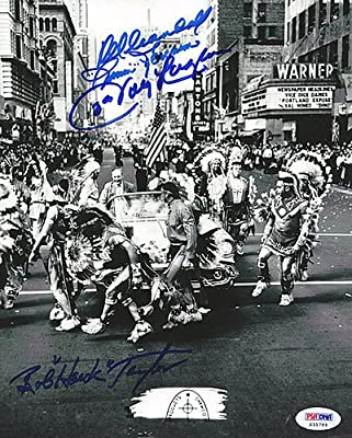 Del Crandall Milwaukee Brewers Autographed 8x10 Photo Brewers - PSA/DNA Authentic