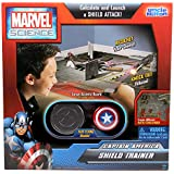 Uncle Milton Captain America Shield Trainer Marvel Science Kit