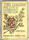 img - for Third Canadian Philatelic Exhibition book / textbook / text book