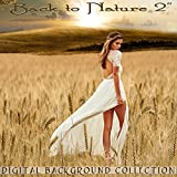 Digital Photo Backgrounds Back to Nature Photo Backdrops and Sandwich Layered Studio Props 1Q2