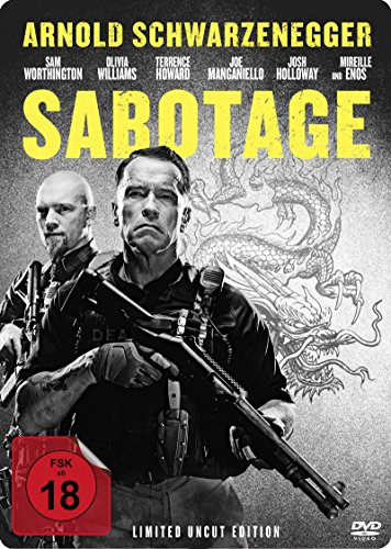 Sabotage (Limited Uncut Edition, Steelbook) [Limited Edition]