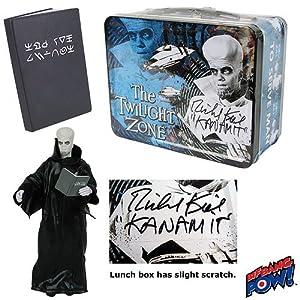 The Twilight Zone Kanamit's Cookbook Set - SDCC Exclusive