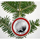 Highland Mint Los Angeles Angels of Anaheim Silver Coin Ornament at Amazon.com