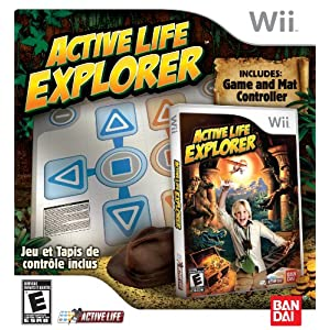 Active Life: Explorer With Mat (Wii)