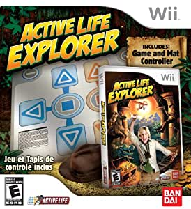 Active Life: Explorer With Mat - Nintendo Wii