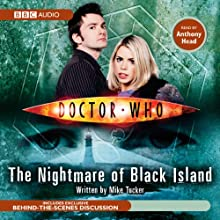 Doctor Who: The Nightmare Of Black Island  by Mike Tucker Narrated by Anthony Head