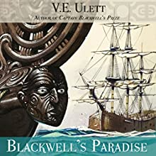 Blackwell's Paradise: Blackwell's Adventures, Book 2 (       UNABRIDGED) by V. E. Ulett Narrated by V. E. Ulett