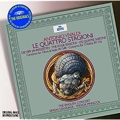 """Vivaldi: Concerto For Violin And Strings In E, Op.8, No.1, R.269 """"La Primavera"""" - 2. Largo"""