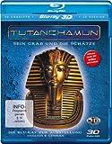 Tutanchamun - Sein Grab und die Schätze 3D (Real 3D + 3D anaglyph inkl. 2 Brillen + 2D-Version [3D Blu-ray]