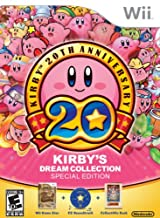 Kirby's Dream Collection: Special Edition - Nintendo Wii