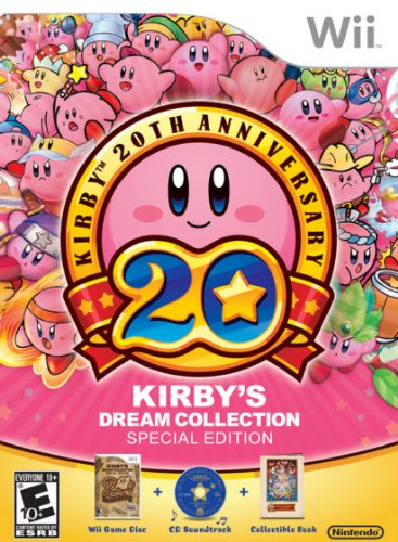 Kirby's Dream Collection: Special Edition (Kirby Dreamland Gameboy compare prices)