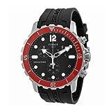 Tissot Men's T0664171705701 Seastar Analog Display Swiss Quartz Black Watch (Color: Black, Tamaño: Standard)