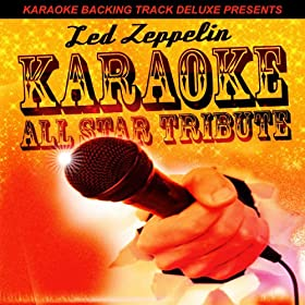 Kashmir (In the Style of Led Zeppelin) [Karaoke Version]