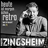 Martin Zingsheim ´Heute Ist Morgen Schon Retro (Digipak)´ bestellen bei Amazon.de