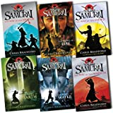 Chris Bradford Young Samurai 6 Books Collection Pack Set RRP: �41.94 (The Ring of Earth, The Ring of Water, The Way of the Dragon, The Way of the Sword, The Way of the Warrior, The Ring of Fire)