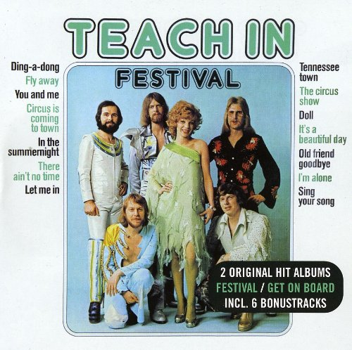 Teach-In - Festival/get On Board - Zortam Music