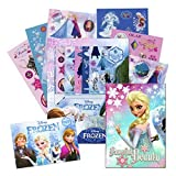 Disney Frozen Elsa Locking Diary With Stickers Set