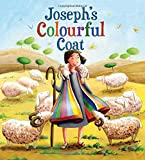 Katherine Sully My First Bible Stories Old Testament: Joseph's Colourful Coat