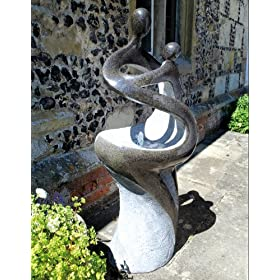 Statues & Sculptures Online Garden Water Features - Embrace Modern ...
