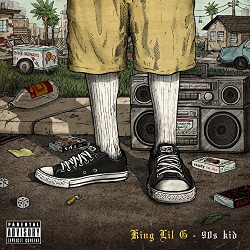 90s Kid by King Lil G (King Lil G Cd compare prices)