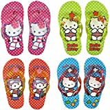 Hello Kitty Flip Flops Pink