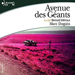 Avenue des géants | Livre audio