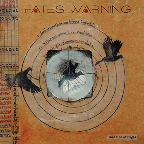 Album Art for Theories of Flight by Fates Warning