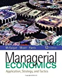 img - for Managerial Economics: Applications, Strategy and Tactics book / textbook / text book