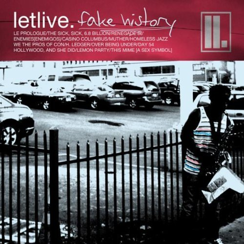 Fake History by Letlive (2011) Audio CD