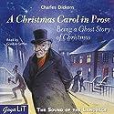 A Christmas Carol in Prose (The Sound of the Language) Hörbuch von Charles Dickens Gesprochen von: Gordon Griffin