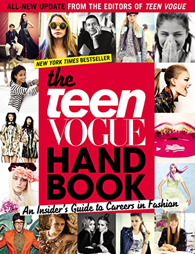 The Teen Vogue Handbook: An Insider'S Guide To Careers In Fashion front-1078172
