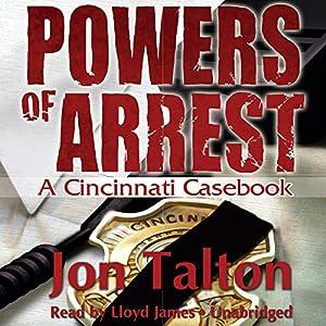 Powers of Arrest Audiobook